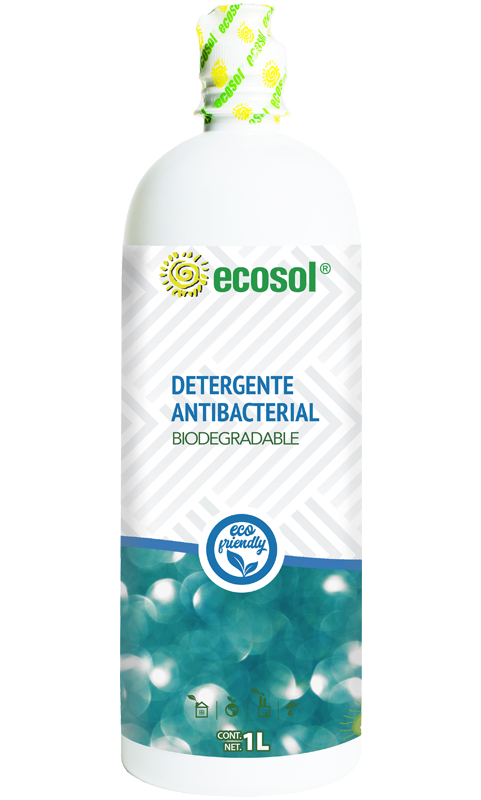 Detergente Antibacterial