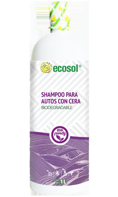 Shampoo para Autos con Cera